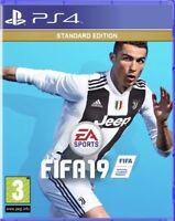 Fifa 19 Standard Edition PS4-Pre-Order Day One 28 settembre Vers.Uff.Italiana