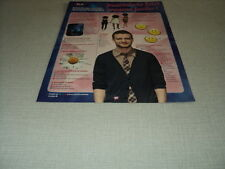 H219 JUSTIN TIMBERLAKE '2007 FRENCH CLIPPING