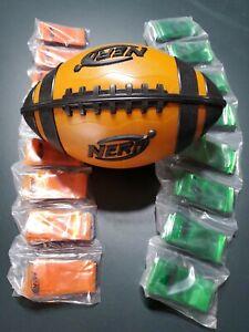 Nerf Flag Football 4 on 4 Set New no box