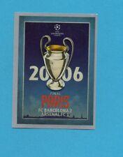 TOPPS-CHAMPIONS 2015-2016-Figurina n.598-FINALE-2006-PARIGI-NEW