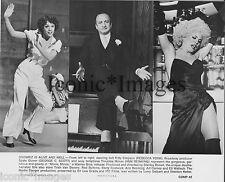ORIG. 1978 PHOTO-REBECCA YORK-GEORGE C. SCOTT-ANN REINKING-MOVIE MOVIE-MUSICAL