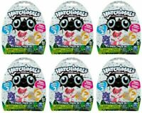 Lot of 6 Mystery Hatchimals CollEGGtibles Blind Packs Season 2 In Sealed Bags