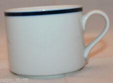 Dansk Christianshavn Blue 1 Coffee Tea Mug Cup White Japan Denmark ( A )