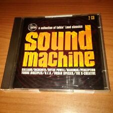 2CD VARIOUS TALKIN' LOUD CLASSICS SOUND MACHINE 516 746-2 UK PS 1994