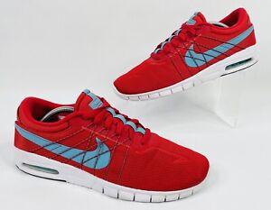 2015 Nike SB Koston Max Red/OMG Blue/White Size 11 - Vanilla Ice