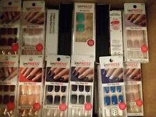 imPress Press-on Manicure One-Step Gel NEW DESIGNS ADDED Buy 2 & Save!