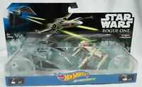 Star Wars Rogue One Tie Striker X Wing Fighter Hot Wheels Starships Astronave