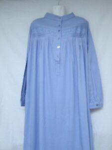 New Vermont Country Store Violet Nightgown