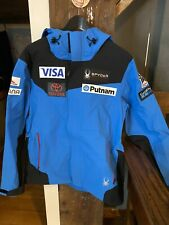 NEW 2018 US SKI TEAM Men L  Spyder Shell Jacket
