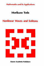 Nonlinear Waves and Solitons (Japanese Series)-ExLibrary