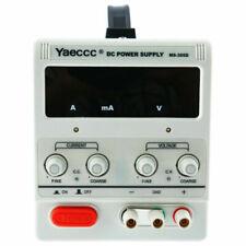 YaeTek 8014 220V 0-30V-0-5A Variable Adjustable Lab DC Bench Power Supply
