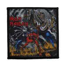 IRON MAIDEN Patch THE NUMBER OF THE BEAST Aufnäher 666 - ♫ Heavy Metal ♫