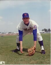 Ken Boswell 8x10 Color Photo 1969 New York Mets World Series Champ