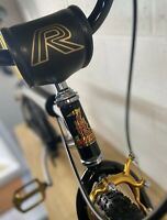 Raleigh Burner Reproduction Head Badge