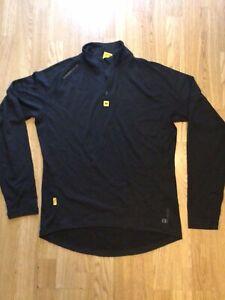 Mavic Thermal Long sleeve Base Layer Size XL