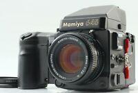 【Near MINT+】Mamiya M645 Super AE Finder w/ Sekor C 80mm f2.8 N Lens from JAPAN
