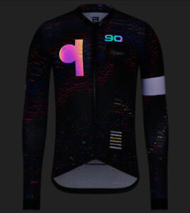 Rapha PRO TEAM SPECIAL EDITION RGB LS Training Jersey Multi-colour BNWT Size M
