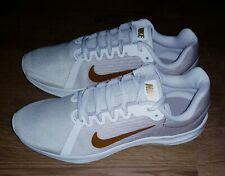Mujeres Nike Downshifter 8 Phantom Oro Metálico 908994 012 UK 8 nos 10.5 EUR 42.5