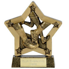 ATHLETICS RUNNING TROPHY ENGRAVED FREE CROSS COUNTRY FIELD LEGS AWARD TROPHIES