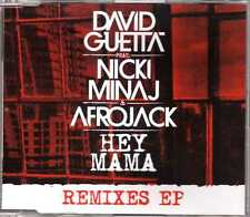 David Guetta feat. Nicki Minaj & Afrojack - Hey Mama (Remixes) - CDM - 2015 7TR