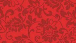 *Heritage rot* Klebefolie Selbstklebend decorfolie 3mx45cm Grundpreis€/m² 5.55€