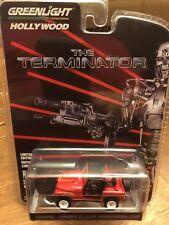 Greenlight  HOLLYWOOD  The Terminator 1983 Jeep CJ7 Renegade