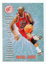 1995-96 Topps Stadium Club - Warp Speed Michael Jordan #WS1