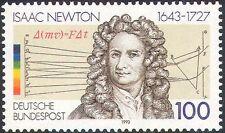 Alemania 1993 Newton/ciencia/Matemática/física/personas/Luz/Spectrum 1v n31856
