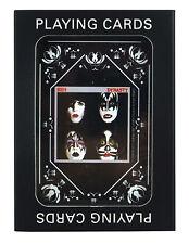 KISS - DYNASTY - CARTE DA GIOCO - PLAYING CARDS