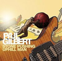 Paul Gilbert - Stone Pushing Uphill Man [New Vinyl LP] UK - Import