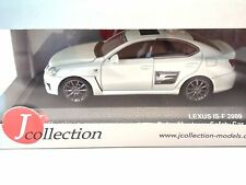 "LEXUS IS-F ""Rolex Monterey Safety Car"" 2009 IXO 1:43 DIECAST MODEL CAR JCL121"