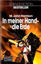 """M. John Harrison - """" In meiner Hand - die ERDE """" (1981) - tb"""