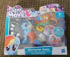 My Little Pony Rainbow Dash Land & Sea Snap On 15+ Fashion New Girls Toys Age 3+
