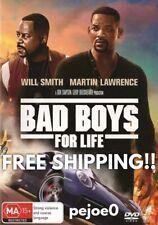 Bad Boys For Life DVD Reg 4 FREE POSTAGE (2020) Brand New! Sealed!