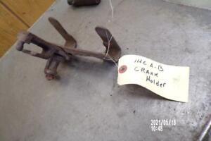 ORIGINAL FARMALL A-B TRACTOR HAND CRANK HOLDER IHC B-A