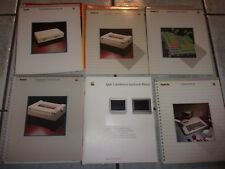 LOT OF APPLE II BOOKS AND MANUALS ( LOT 3)