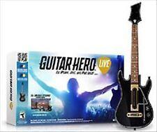 GUITAR HERO LIVE BUNDLE (IOS) PC ACT NEW VIDEO GAME