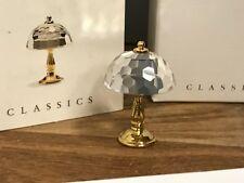 Swarovski Figur Lampe / Tischlampe 3 cm. mit Ovp & Zertifikat.  Top Zustand.