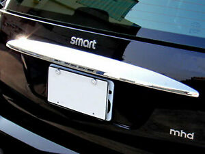 Smart ForTwo (450/451) 1998-2014 Chrome Boot Trim / Moulding