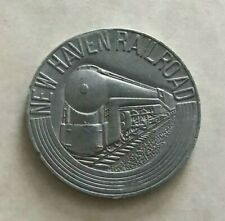 NEW HAVEN RAILROAD TOKEN ~ COMPLIMENTS OF THE DINING SERVICE ~ CONNECTICUT!