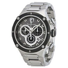 Lamborghini Metropolitan Grey Dial Mens Chronograph Watch 4620