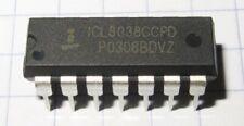 ICL8038 Precision Waveform Generator/Voltage Controlled Oscillator IC