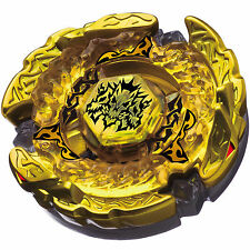 BEYBLADE METAL FUSION BB-99 GOLD HELL HADES New Gift + Launcher 4D System HOT
