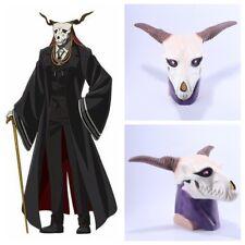 The Ancient Magus' Bride Mahoutsukai no Yome Ellias Ainsworth Mask Cosplay Prop