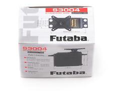 BRAND NEW FUTABA S3004 STANDARD BB BALL BEARING RC R/C SERVO S3004 FUTM0004 !!