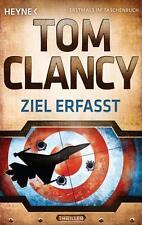 Ziel erfasst / Jack Ryan Bd.14 von Tom Clancy (2014, Taschenbuch) UNGELESEN
