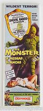 Monster of Piedras Blancas FRIDGE MAGNET (1.5 x 4.5 inches) insert movie poster