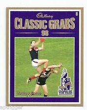 1999 Select Cadbury Classic Grabs (8) Matthew BISHOP Melbourne
