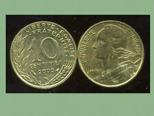 FRANCE  FRANCIA  10 centimes 2000     marianne  ( bis )