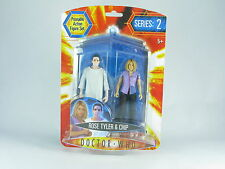 Doctor Who Rose Tyler and Chip Series 2 BBC MOSC New Unopened